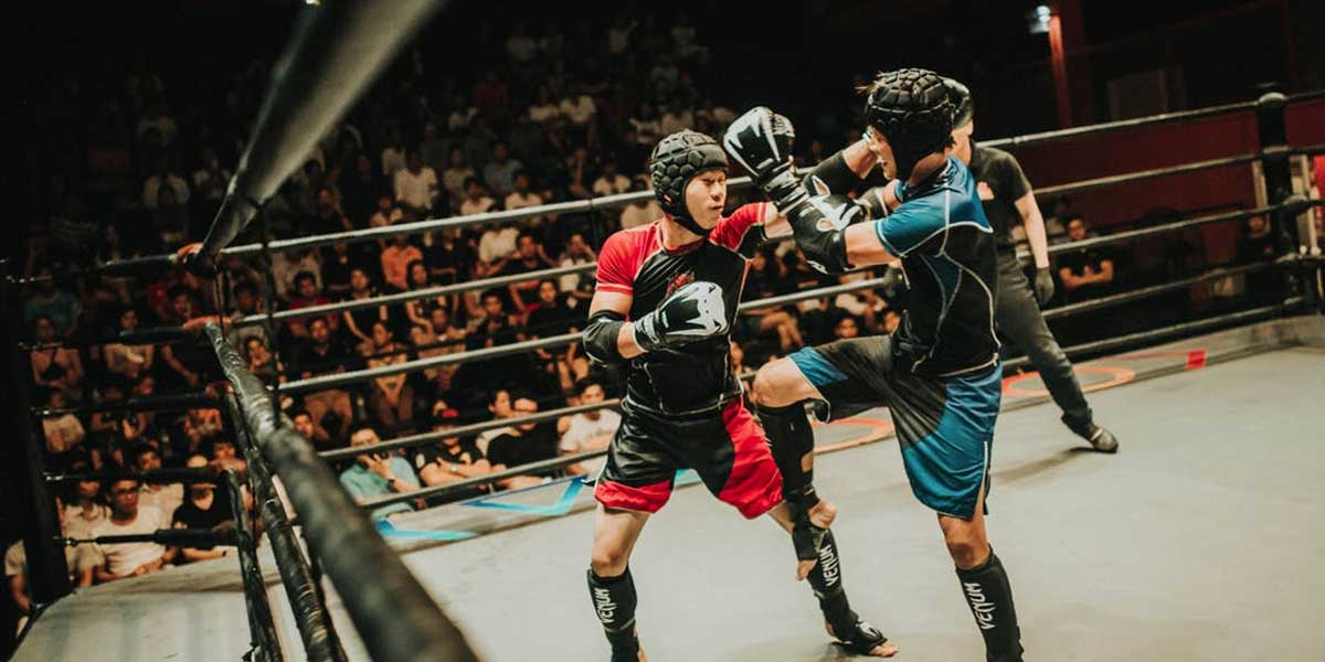 Kick Boxing Championship Of The Year